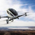 【CES 2016】熱門無人機比一比,可載人、可拋飛,哪款亮點多?