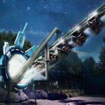 VR+ 雲霄飛車,英國最大主題樂園推瘋狂太空體驗