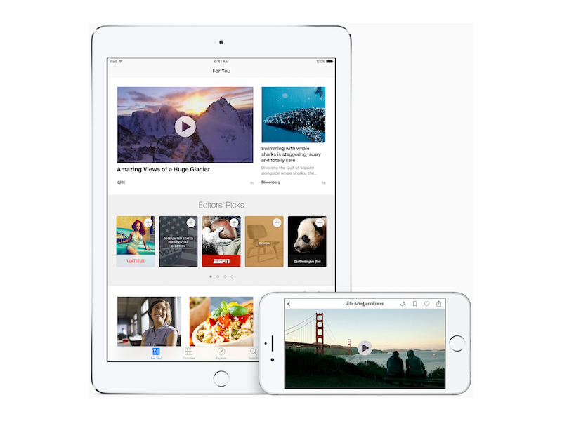 Apple_iOS-9.3_News