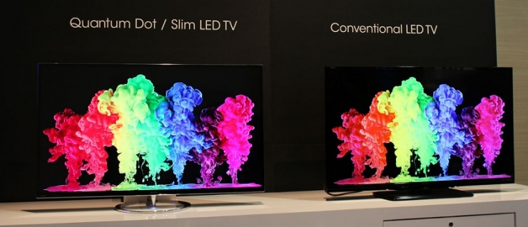 Quantum Dot & LED TV_leiphone0126