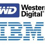 WD & IBM logo