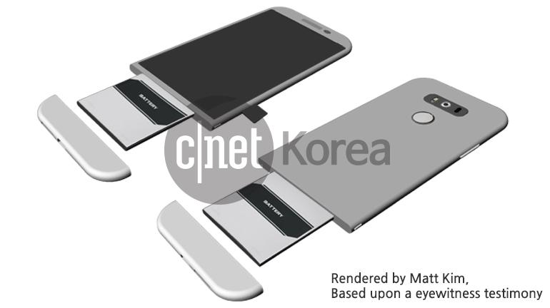 LG G5 傳可換電池,有望為全金屬智慧手機創舉