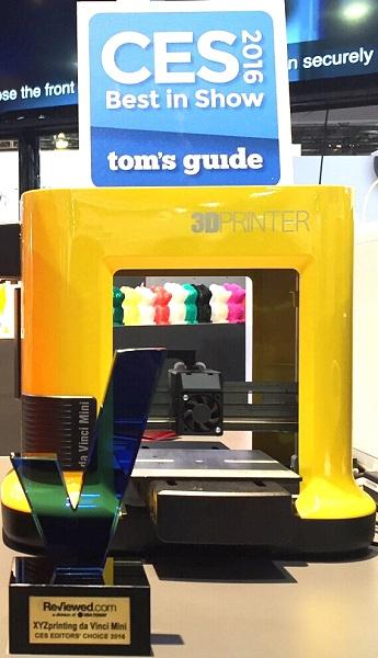 xyzprinting 3D Prnter