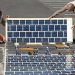 法國政府要鋪設 1,000 公里長「太陽能道路」,可供 500 萬人用電量