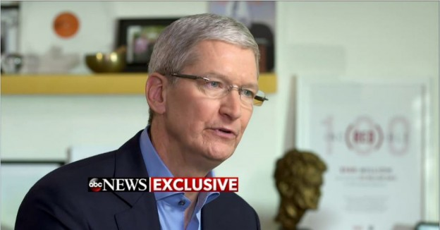 Apple CEO Tim Cook Says iPhone-Cracking Software