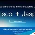 思科以 14 億美元收購物聯網公司 Jasper