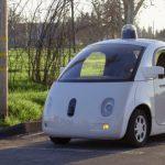 Google 自駕車 AI 系統,在美將視同「駕駛者」
