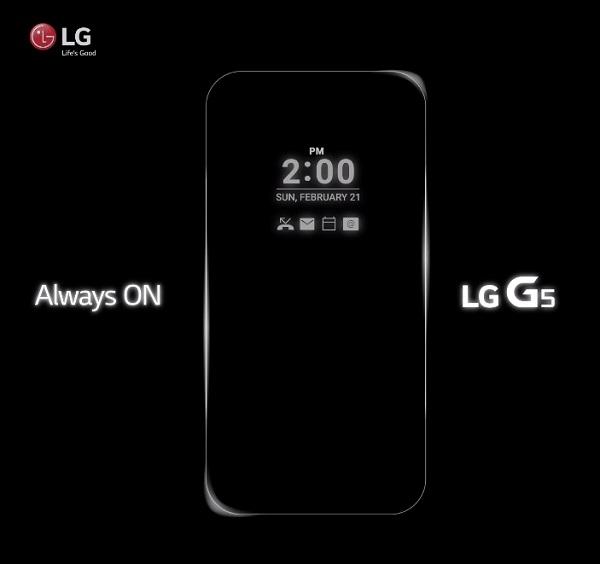 LG always on