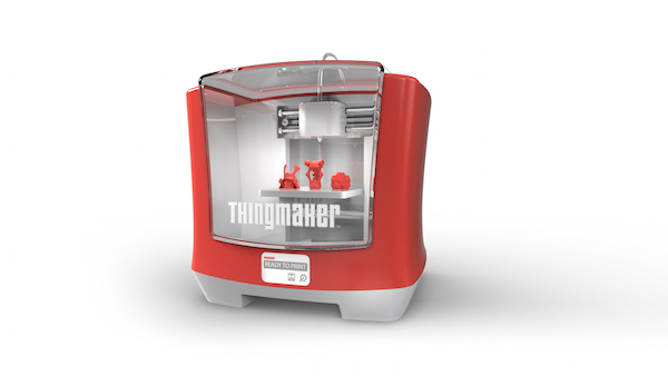 ThingMaker™ 3D Printer 2