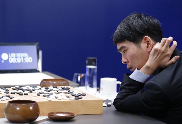 South Korea Game Human vs Computer