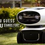 達美樂研發外送機器人 DRU,第一站在紐西蘭展開上路測試