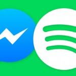 與 Spotify 跨界合作!Facebook Messenger 新增音樂分享功能