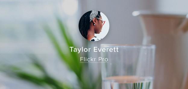 flickr Flickr Design
