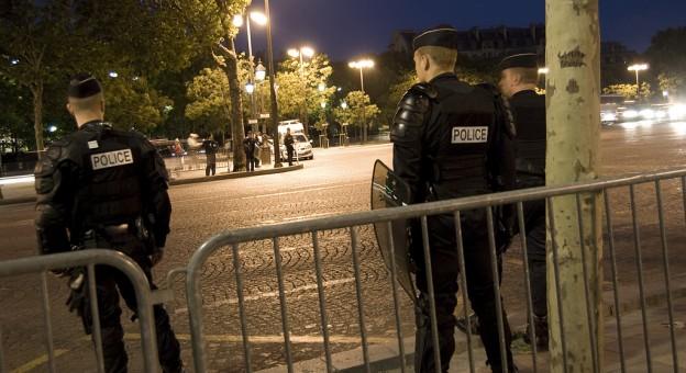 paris police(flickr)