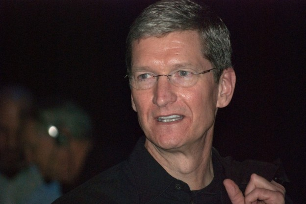 Tim Cook (From Flickr) Valery Marchive
