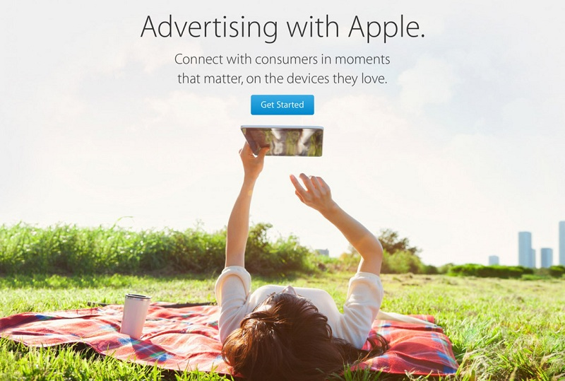 Advertising with Apple