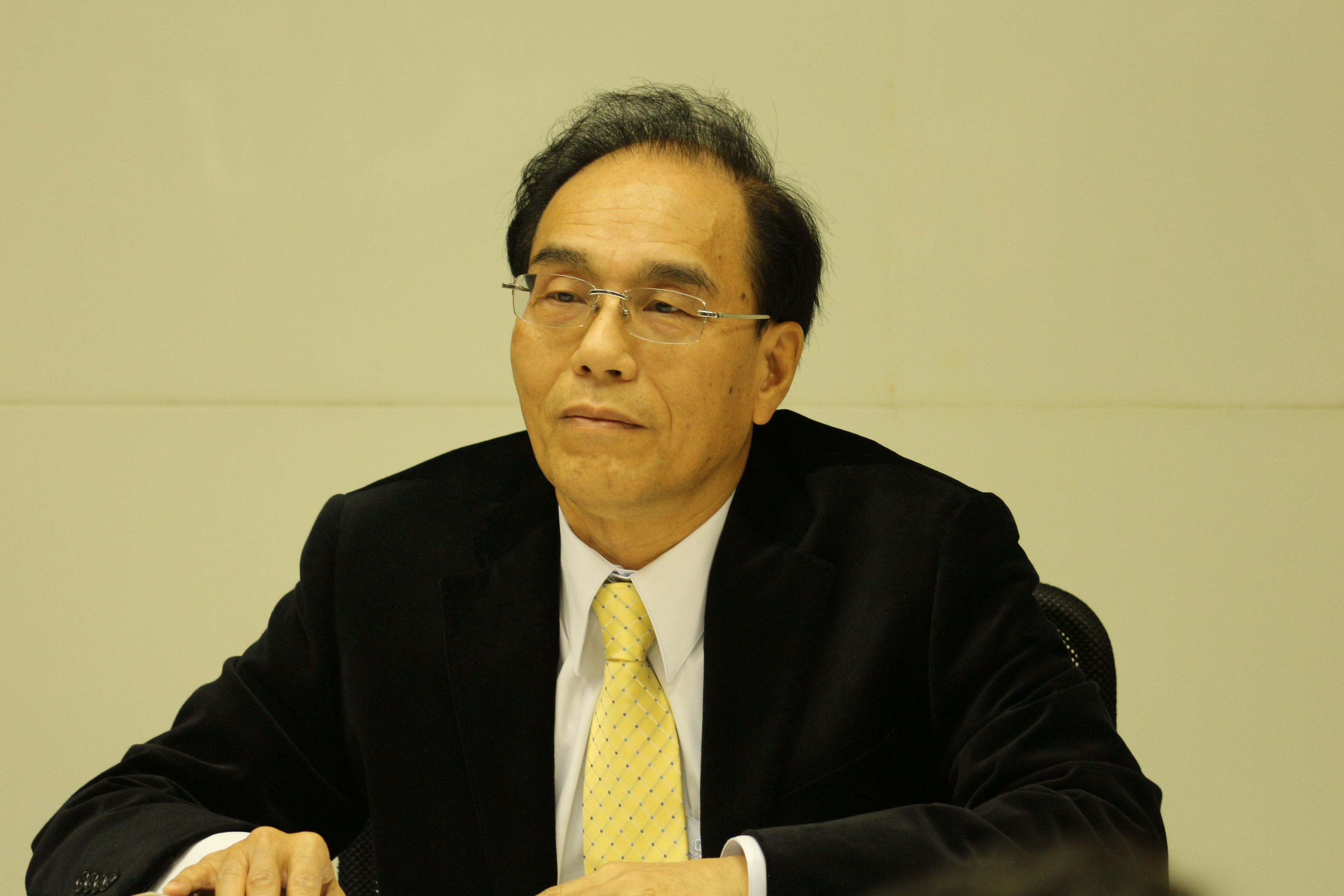 鴻海集團副總裁戴正吳
