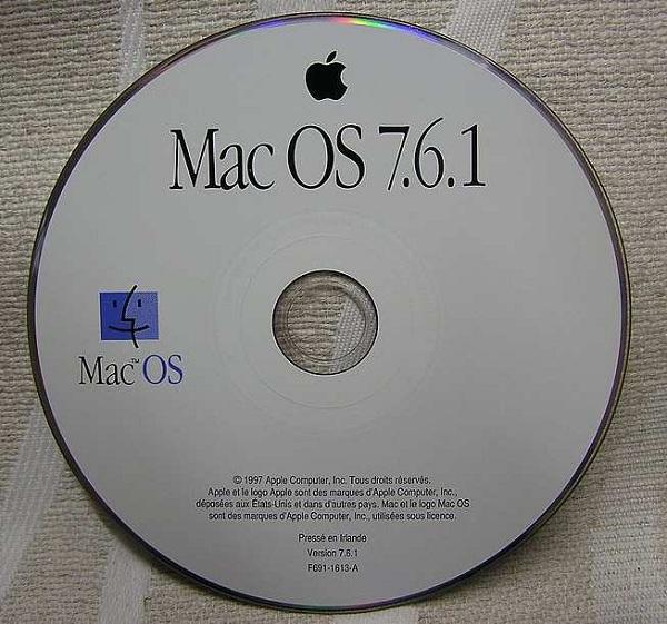 Mac OS 7.6.1