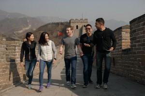 Mark Zuckerberg 臉書