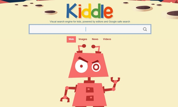 kiddle search