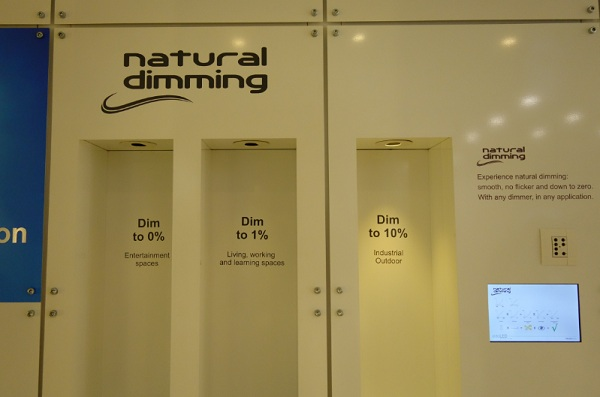 natural dimming