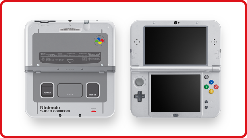 super famicom news 3ds ll 2