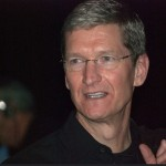tim cook conference