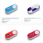 Amazon 一鍵購買「Dash Button」行銷策略有成,發表 1 年商品數多 5 倍