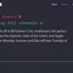 0419-WWDC page
