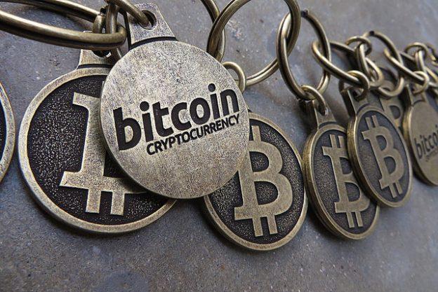 FLICKR BTC Keychain