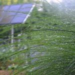 石墨烯又一新應用:讓太陽能板能利用雨水發電