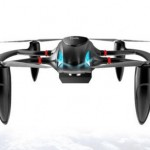 大疆員工創業,推出續航 270 分鐘的氫動力無人機