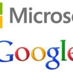 Google、微軟握手言和,停止對彼此的所有訴訟