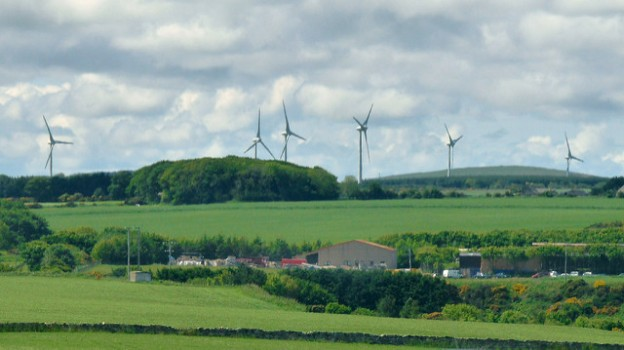 wind energy scotland