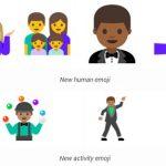 Andorid N 推新版開發者預覽版,表情符號設計更像 Apple