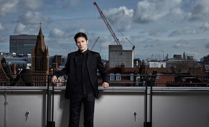 Pavel Veleryevich Durov 10
