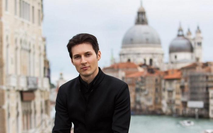 Pavel Veleryevich Durov
