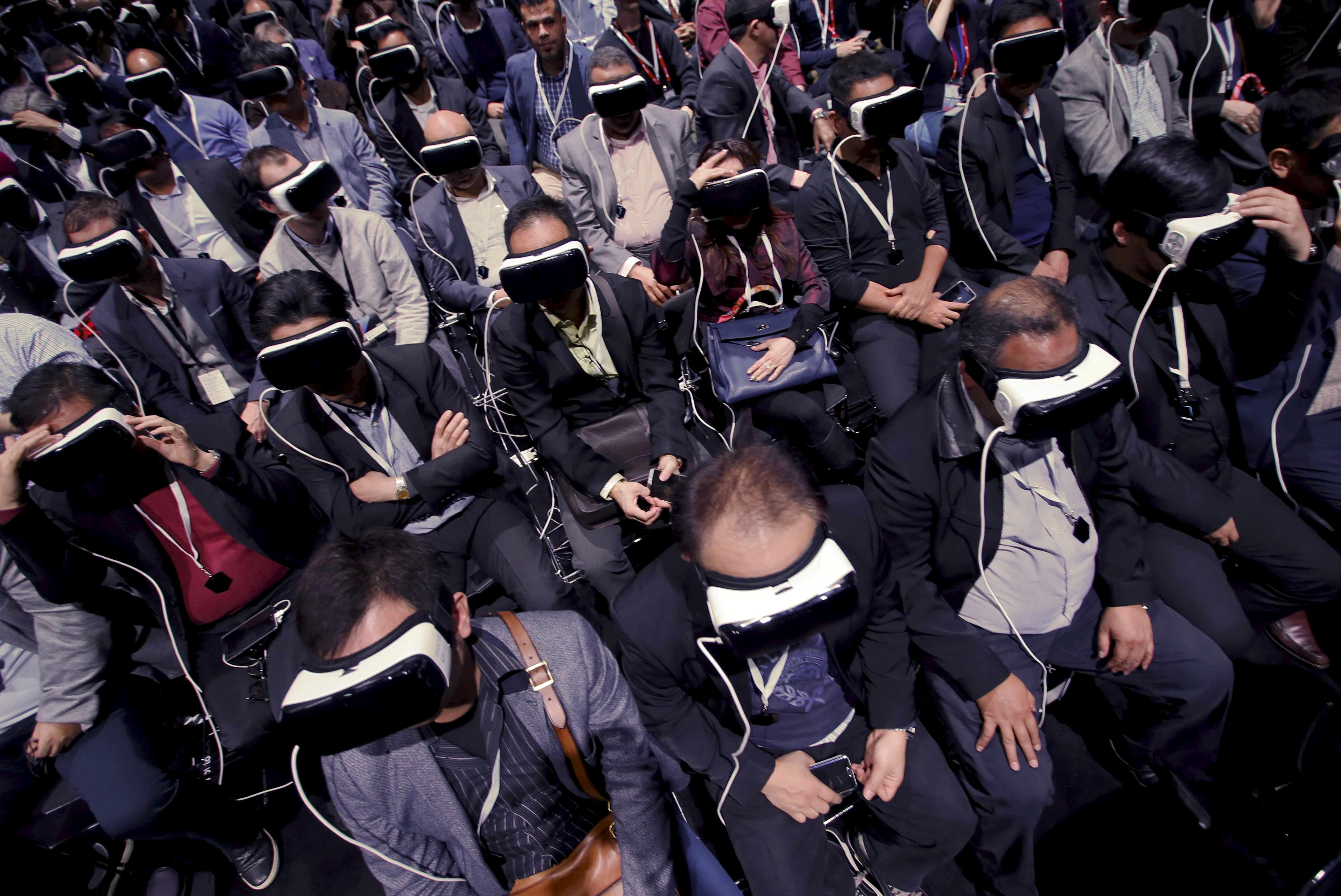 虛擬實境雖夯,但要成為主流還需要很多年