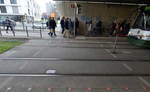 embedded traffic light