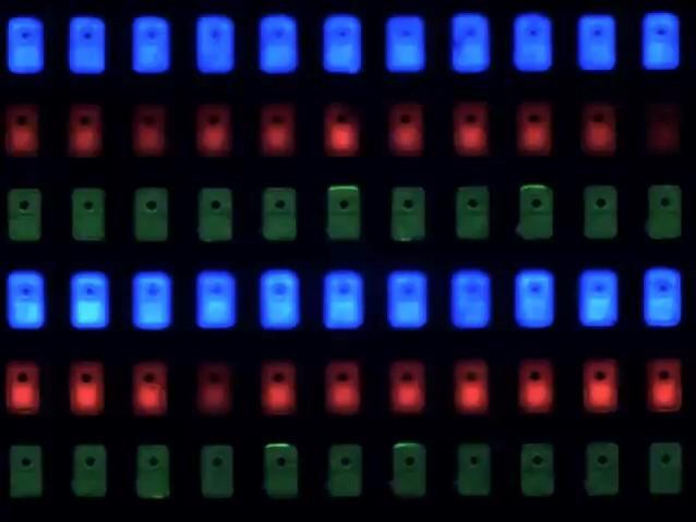 Micro LED 與 OLED 爭豔──台灣固態照明國際研討會