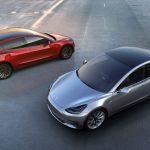 特斯拉平價電動車款 Model 3 終於來了!售價訂為 3.5 萬美元
