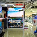 鴻海夏普攜手研發電視,今年內開賣