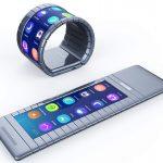 超越三星、LG?中國墨希科技發表全球第一款可彎曲手機