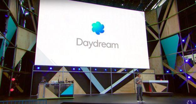 Google I/O on VR