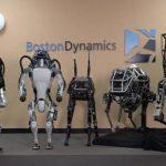 傳豐田將收購 Google 旗下機器人公司 Boston Dynamics
