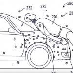 Google 汽車最新專利,撞到行人後把人黏在車上