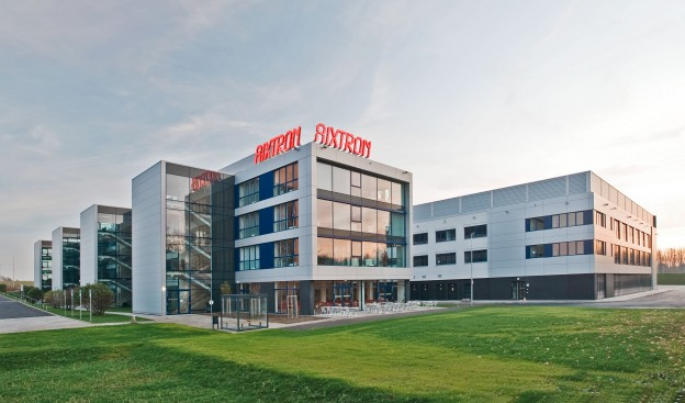 Aixtron RD center