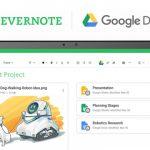 Evernote 整合 Google 雲端硬碟,存取檔案更容易