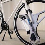 能自轉的 GeoOrbital 電動車輪,顛覆你對電動腳踏車的印象