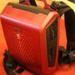 微星推出背包主機 Backpack PC 針對虛擬實境的需求而來
